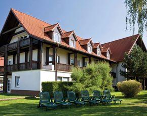 Kurzurlaub inkl. 30 Euro Leistungsgutschein - Hotel  Eisenberger Hof - Moritzburg Hotel Eisenberger Hof