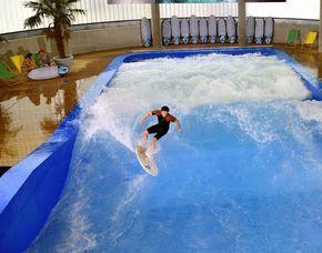 Indoor-Surfen