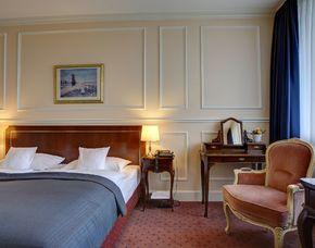 Kuschelwochenende (Voyage d´Amour für Zwei) Günnewig Hotel Bristol Bonn