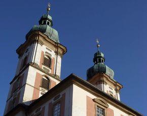 Kurzurlaub Kloster Speinshart