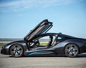 BMW i8 fahren - 40 Minuten BMW i8 - 60 Minuten mit Instruktor