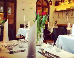 Candle-Light-Dinner für Zwei 4-Gänge-Menü, inkl. Aperitif