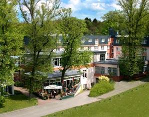 Städtetrips TRIHOTEL am Schweizer Wald