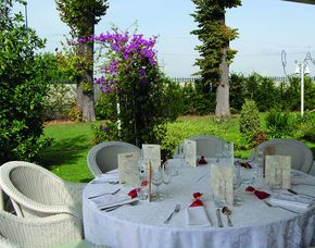 Kurzurlaub inkl. teilweise Leistungsgutschein - Relais Villa Roncuzzi - Russi nahe Ravenna Relais Villa Roncuzzi