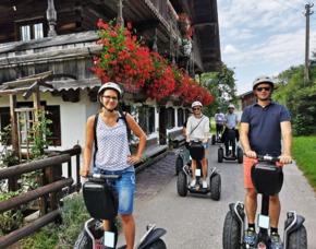 Große Segway-Tour 2-3 Std. - 2 Std. Tour - Fischbachau Geführte Tour – 2-3 Stunden