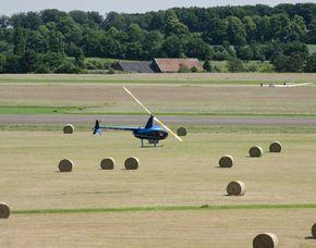 Hubschrauber selber fliegen - 30 Minuten 30 Minuten