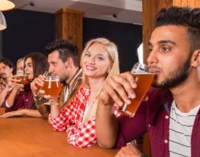 Bier Erlebnis Seminar Verkostung von 7 Sorten Bier, Vesperplatte