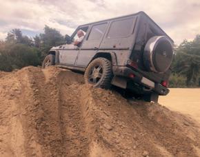 Offroad Training mit eigenem Fahrzeug 2 Tage eigener Geländewagen & SUV - 2 Tage