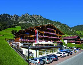 Kurzurlaub inkl. 80 Euro Leistungsgutschein - Hotel Alphof - Alpbach Hotel Alphof
