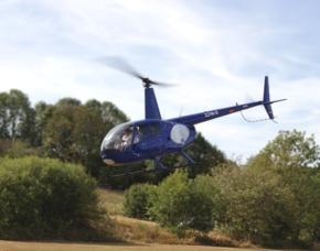 Hubschrauber selber fliegen - 20 Minuten Bamberg 20 Minuten