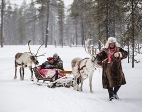 Erlebnisreisen Lappland