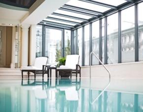 Wellness Urlaub in Luxus Suite 1 ÜN, 2 Personen Palais Coburg Hotel Residenz