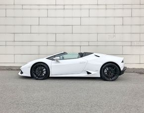 Lamborghini Huracan LP610-4 Spyder - 12 Stunden - Au Lamborghini Huracan LP610-4 Spyder - 12 Stunden