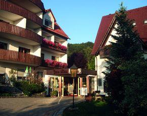 2x2 Übernachtungen - Landidyll Hotel Zum Alten Schloss - Kirchensittenbach Landidyll Hotel Zum Alten Schloss