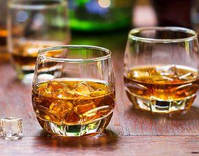 Whisky-Tasting - Café Maije - Mannheim von 10 Sorten Whisky & Brotzeit