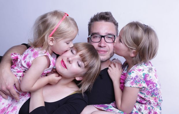 familien-fotoshooting-muenchen-pink