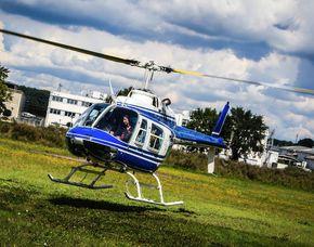 Hubschrauber-Rundflug Braunschweig