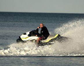 Jet Ski fahren - Zinnowitz Ostsee - ca. 15 Minuten