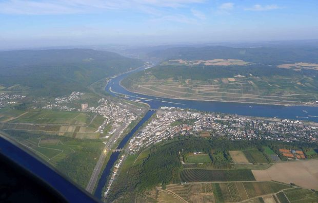 tragschrauber-rundflug-miltenberg-view