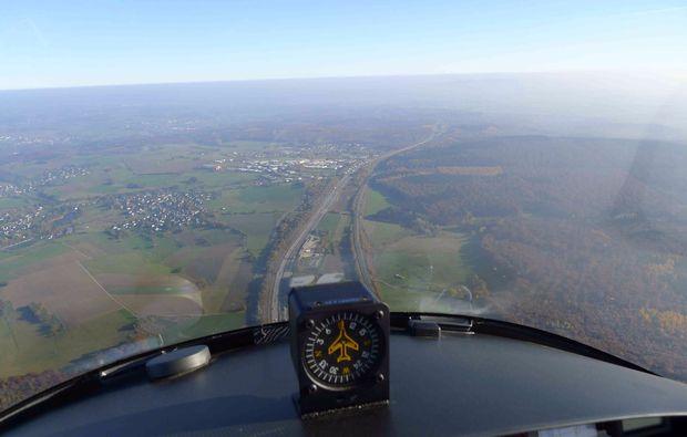 tragschrauber-rundflug-miltenberg-wegweiser