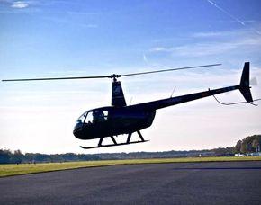 Hubschrauber selber fliegen - 30 Minuten - Robinson R44 - Egelsbach in einem 4-sitzigen Hubschrauber - 30 Minuten
