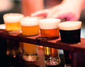 Craft Beer - Verkostung - Parkhotel Brunauer - Salzburg Verkostung von 8 Sorten