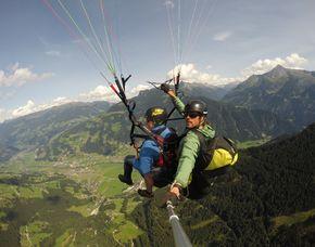 Gleitschirm- Tandemflug - Mayrhofen Mayrhofen - ca. 90 Minuten