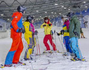 Ski-Kurs - Fortgeschrittenenkurs Fortgeschrittenenkurs - 5 Stunden