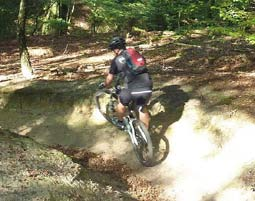 Mountainbike-Kurs Winterberg