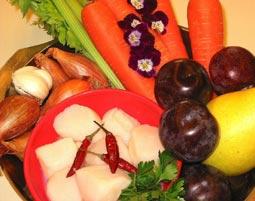 Erotische Küche 4-Gänge-Menü, inkl. Getränke