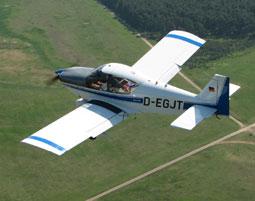 Bild Flugzeug-Rundflug - Beim Rundflug dem Himmel so nah