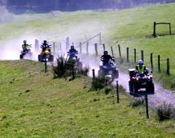 Quad Schnuppertour Siegen Schnupper-Tour - 2 Stunden