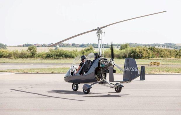 tragschrauber-selber-fliegen-wallerfangen-dueren-startbahn
