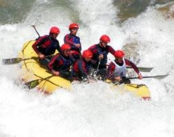 Rafting - Eisack - ca. 1,5-2 Stunden Eisack - ca. 1,5-2 Stunden