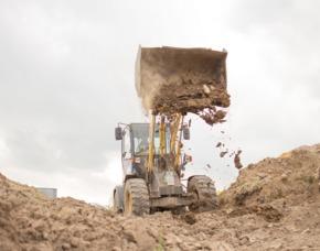 Bagger Fahren   Broderstorf-Pastow 25- Tonnen Kettenbagger - 60 Minuten