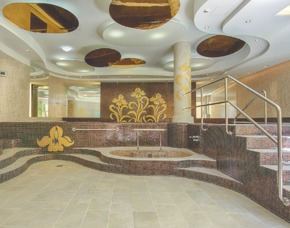 Kurzurlaub inkl. 120 Euro Leistungsgutschein - Spa Hotel IRIS - Karlovy Vary Spa Hotel IRIS