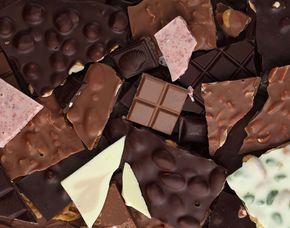 Schokoladenverkostung - Maritim Hotel - München von 17 Sorten Schokolade