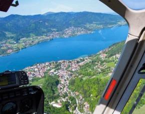 Hubschrauber-Rundflug - 30 Minuten - Genderkingen 30 Minuten
