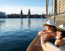 Bild Romantische Bootstour - Romantische Bootstour für Zwei