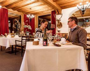 Gourmetreisen - 1 ÜN Engadiner Boutique-Hotel GuardaVal - 4-Gänge-Menü