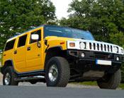 Bild Hummer fahren - Hummer fahren: Der absolute Hammer