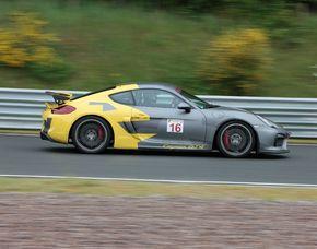 Porsche Cayman GT4 - 4 Runden - Hockenheimring - Hockenheim Porsche Cayman GT4 - 4 Runden - Hockenheimring
