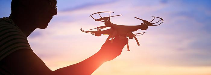 Drohnen-Schnupperfliegen