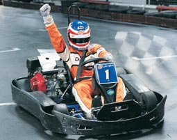kart-fahren