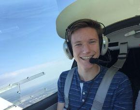 Flugzeug-Rundflug - 40 Minuten 40 Minuten