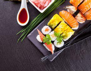 Sushi-Kochkurs inkl. Getränke