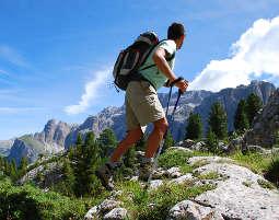 Wander Tour mit Hüttenübernachtung mit Hüttenübernachtung + Frühstück und Abendessen - 1,5 Tage