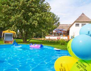Familienurlaub - 2 ÜN - Ostseebad Trassenheide SEETELHOTEL Familienresort Waldhof – Abendessen