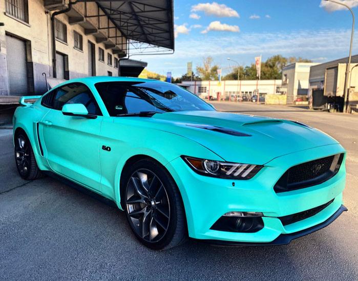 Ford Mustang fahren 8 Stunden Arnstein Ford Mustang GT - 8 Stunden