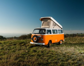 Campingurlaub im VW Bulli für bis zu 5 Personen - Dresden Campingurlaub im VW Bulli - Campingausstattung